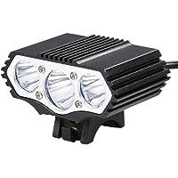 Fietskoplamp Fietsverlichtingsset 3600LM USB LED Fiets Fietskoplamp Voorlamp voor buiten Nachtrijden Fietsen