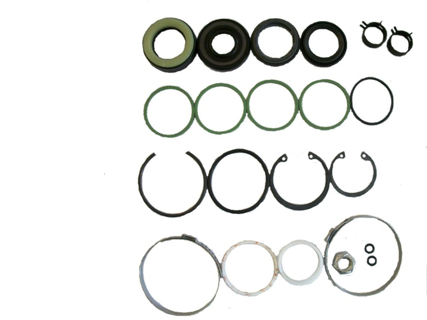 Edelmann 9142 Power Steering Rack and Pinion Seal Kit
