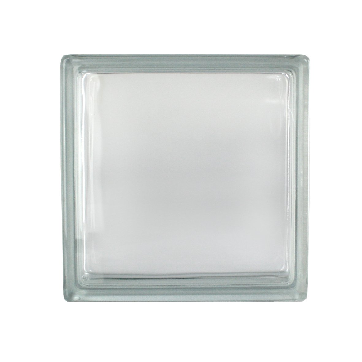 5 pi/èces FUCHS briques de verre vue compl/ète incolore 24x24x8 cm