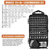 Precision Screwdriver Set Magnetic - Mini 124 in1