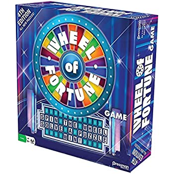 how to play wheel of fortune bingo