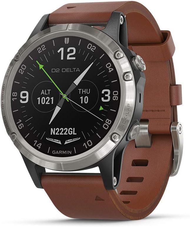 Garmin D2 Delta, GPS Pilot Watch