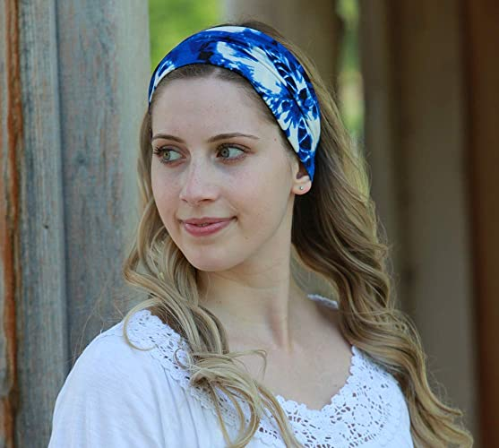Image Unavailable. Image not available for. Color  Tie Dye Headband ... 1857bdbee52