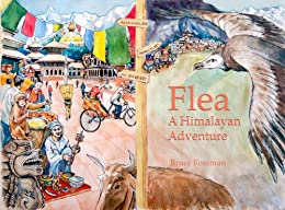 Flea, A Himalayan Adventure by [Foreman, Bruce]