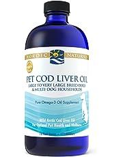 Nordic Naturals Pet Cod Liver Oil, 16 Oz