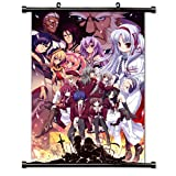 11eyes Anime Fabric Wall Scroll Poster (16
