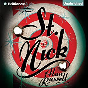 St. Nick Audiobook by Alan Russell Narrated by Patrick Lawlor