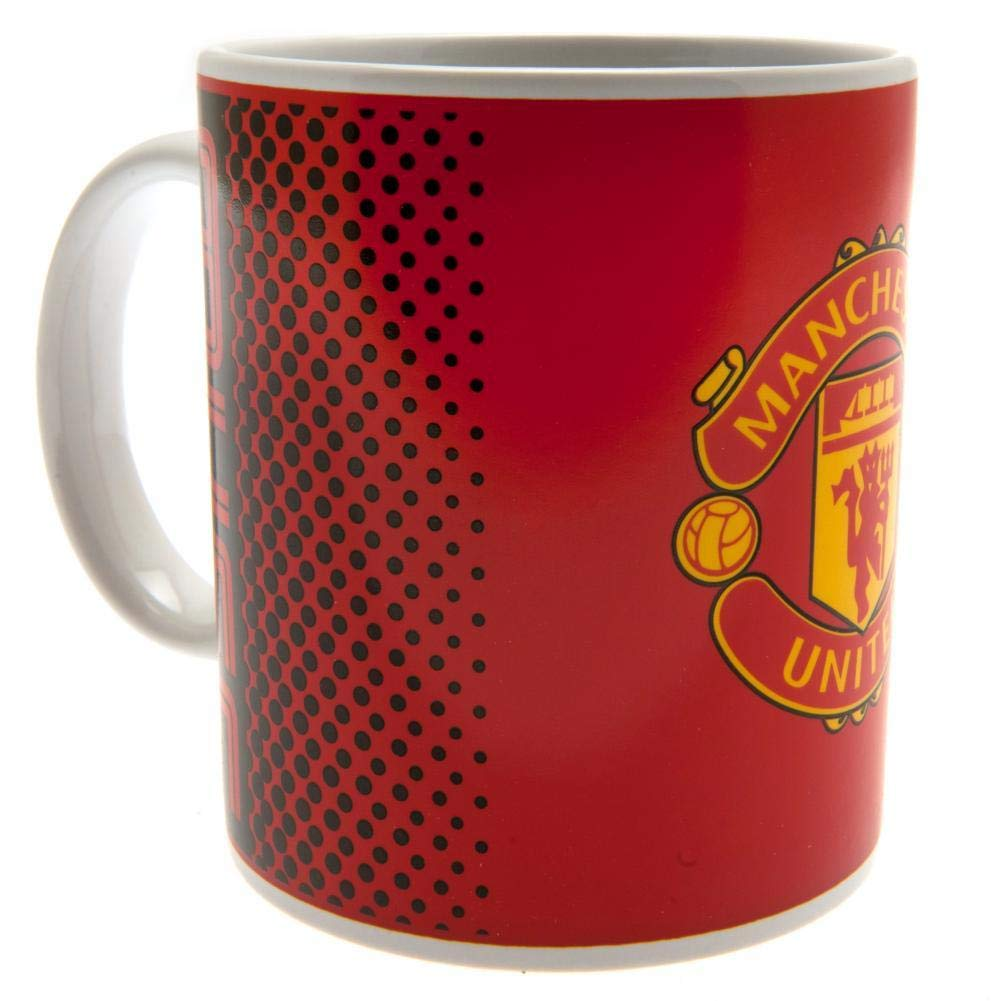 Manchester United F.C Mug FD