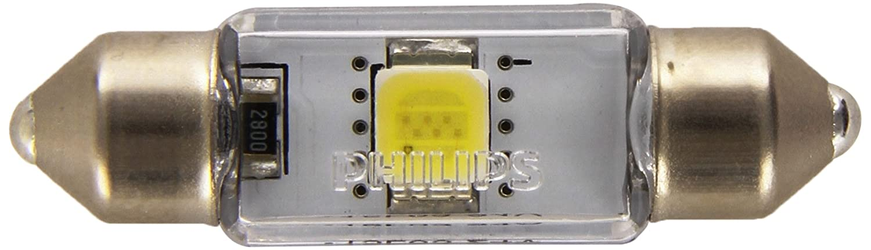 Philips 249446000KX1 X-treme Vision LED-Soffitte, 38 mm 6000K 24V, 1-er Karton