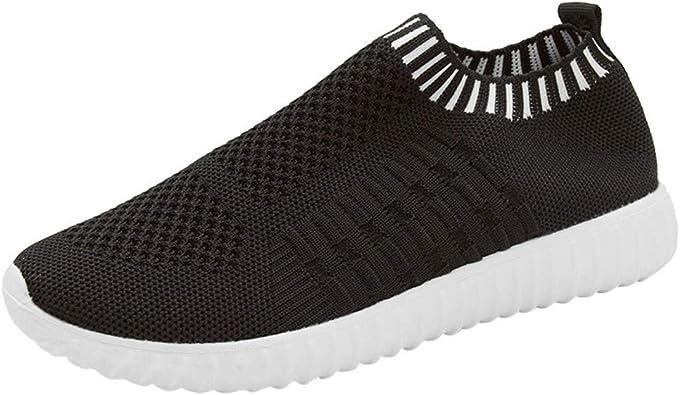 Trainers Gym Hiking Athletic Footwear