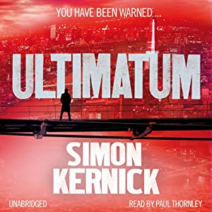 Ultimatum Audiobook