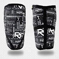 REACT FIT 7mm SBR Neoprene Knee Sleeves (1 Pair) Support...