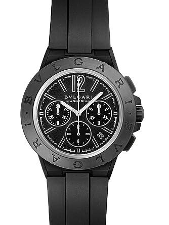 fe700e05314d Amazon | ブルガリ メンズ腕時計 ディアゴノ マグネシウム DG42BSMCVDCH ...