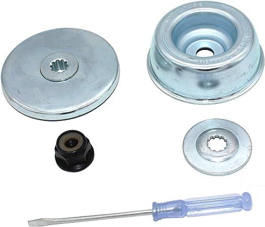 Trimmer Metal Blade Fixing Kit For Stihl FS87 FR130T FS76 FS80 FS80R FS83 Parts