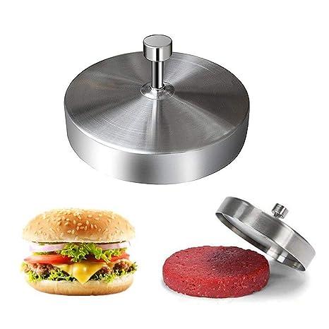 Molde para hamburguesas de acero inoxidable antiadherente ...