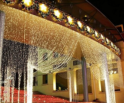 Icicle Twinkle Lights Outdoor in US - 2