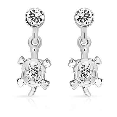 22987401b Buy Craftsvilla Mahi Ravishing Danglers With Rhodium Plating For Women  Online at Low Prices in India | Amazon Jewellery Store - Amazon.in