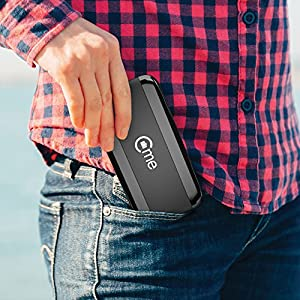 C - me Cme Social Media Flying Camera: Folding Mini Pocket Selfie Drone with WiFi, GPS, 8MP Digital Camera, and Full HD 1080p