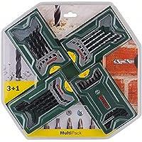 Bosch - X-Line Mini Ahşap, Beton, Metal, Vidalama Uçlu 3+1 Set
