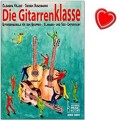 La Clase De Guitarra (Cuaderno escolar) – Guitarra Escuela para ...