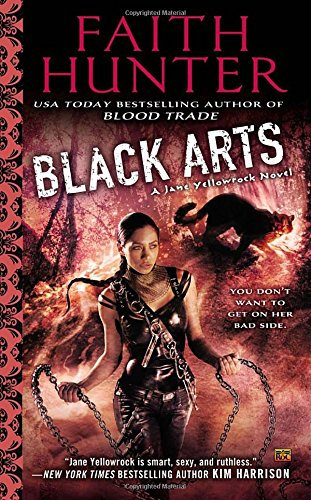 Black Arts (Jane Yellowrock)