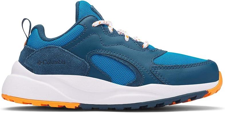 Columbia Youth Pivot, Sneaker Unisex Niños, Azul (Pool/Valencia 421), 37 EU: Amazon.es: Zapatos y complementos