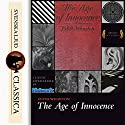 The Age of Innocence Audiobook by Edith Wharton Narrated by Elizabeth Klett
