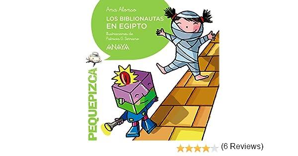 Los Biblionautas en Egipto (PRIMEROS LECTORES (1-5 años ...