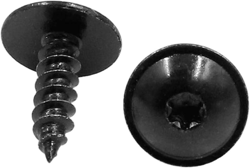 Agger R/éparation de pi/èces Automobiles Outils dinstallation Vis en Acier Inoxydable 20 Pi/èces 5 X 19,2 mm