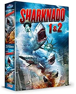 Sharknado 2: The Second One [DVD] by Ian Ziering: Amazon.es: Ian ...
