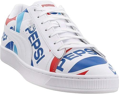 PUMA Mens Basket x Pepsi Casual Shoes: : Chaussures