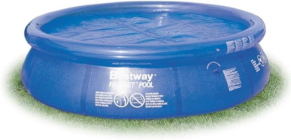 Bestway Calentador solar para piscina, cubierta para piscina de ...