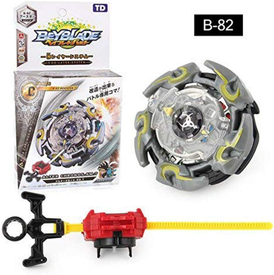Jugendliche und Erwachsene Wywei 4D Fusion Modell Metall Masters Speed Kreisel Kampfkreisel mit Launcher Kinder