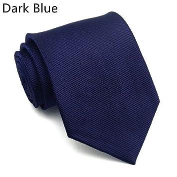 FDHFC 8 Cm Moda Traje Formal Ocio Corbata Corbata Caballeros ...