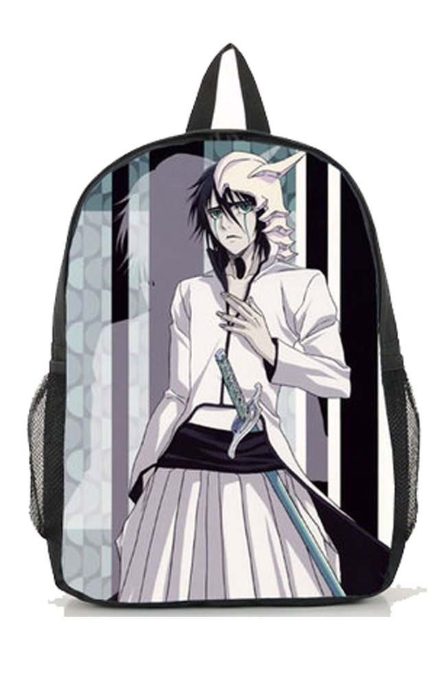 Dreamcosplay BLEACH Ulquiorra cifer Backpack book bag School Bag