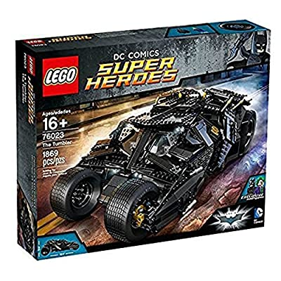 LEGO Batman The Tumbler - 76023: Toys & Games