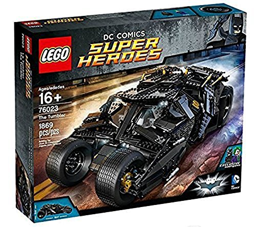 LEGO Batman The Tumbler - (Dark Knight Lego)