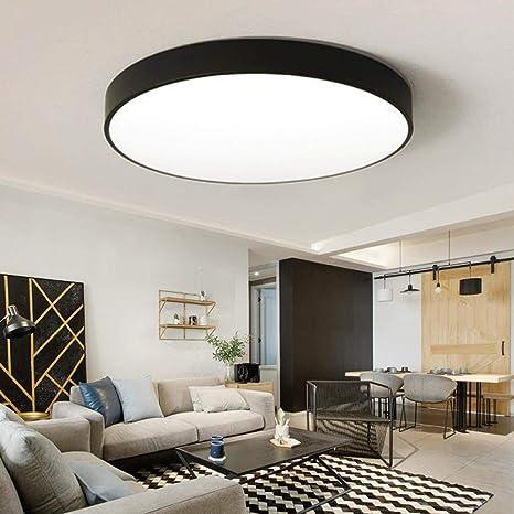 Lámpara de techo minimalista moderna lámpara de techo_led ...