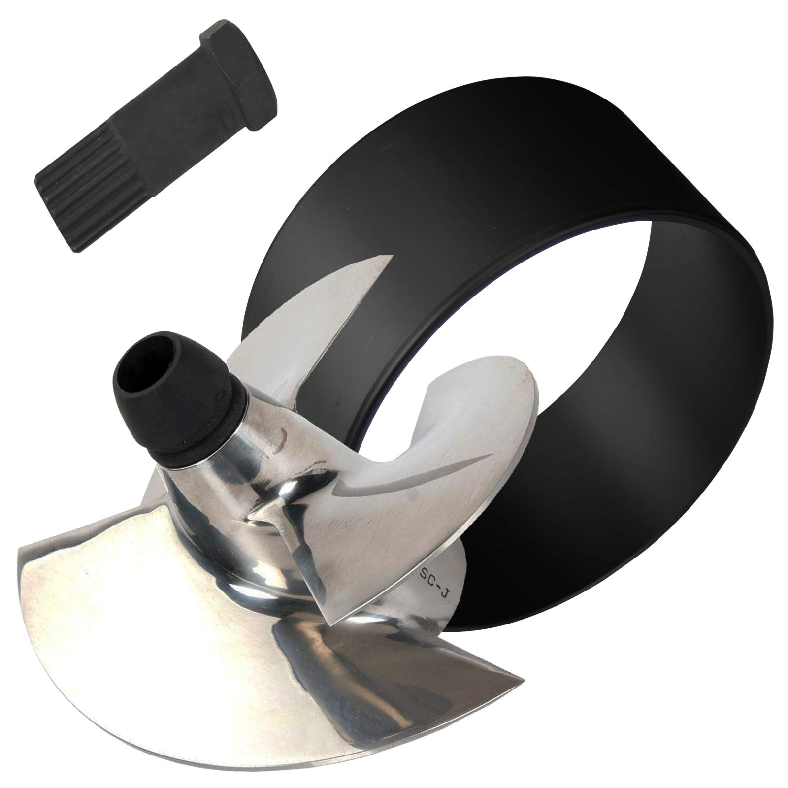 Solas Concord SF-CD-15/23 Progressive Pitch Impeller Kit w/Wear Ring & TOOL (Fits SOME 1996-2002 SeaDoo GSX GTX RFI, See Ad For EXACT Model & Year Fit)