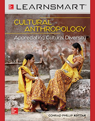 LearnSmart Standalone Access Card for Cultural Anthropology