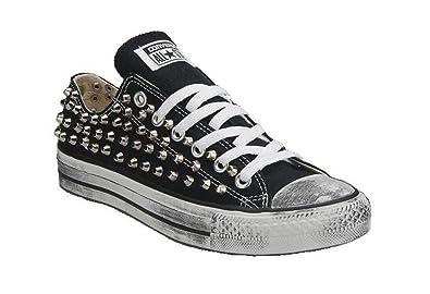 Noir Femme Noir43 Pour Shoes ConverseBaskets EuAmazon 21 4AjR35Lq