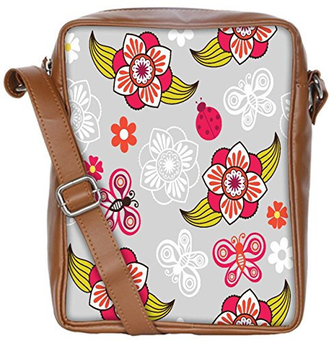 Multicolor Women Bag Crossbody Snoogg For 8wf7RqAA