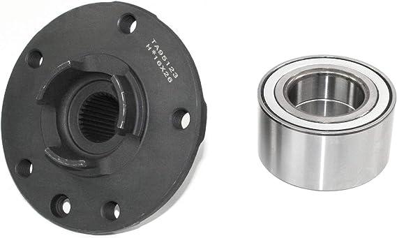 DuraGo 29596116 Front//Rear Wheel Hub Kit