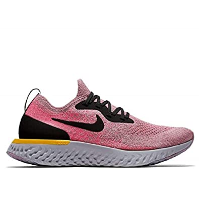 589075c694b Image Unavailable. Image not available for. Color  Nike Women s Epic React Flyknit  Running Shoe 7 M US ...