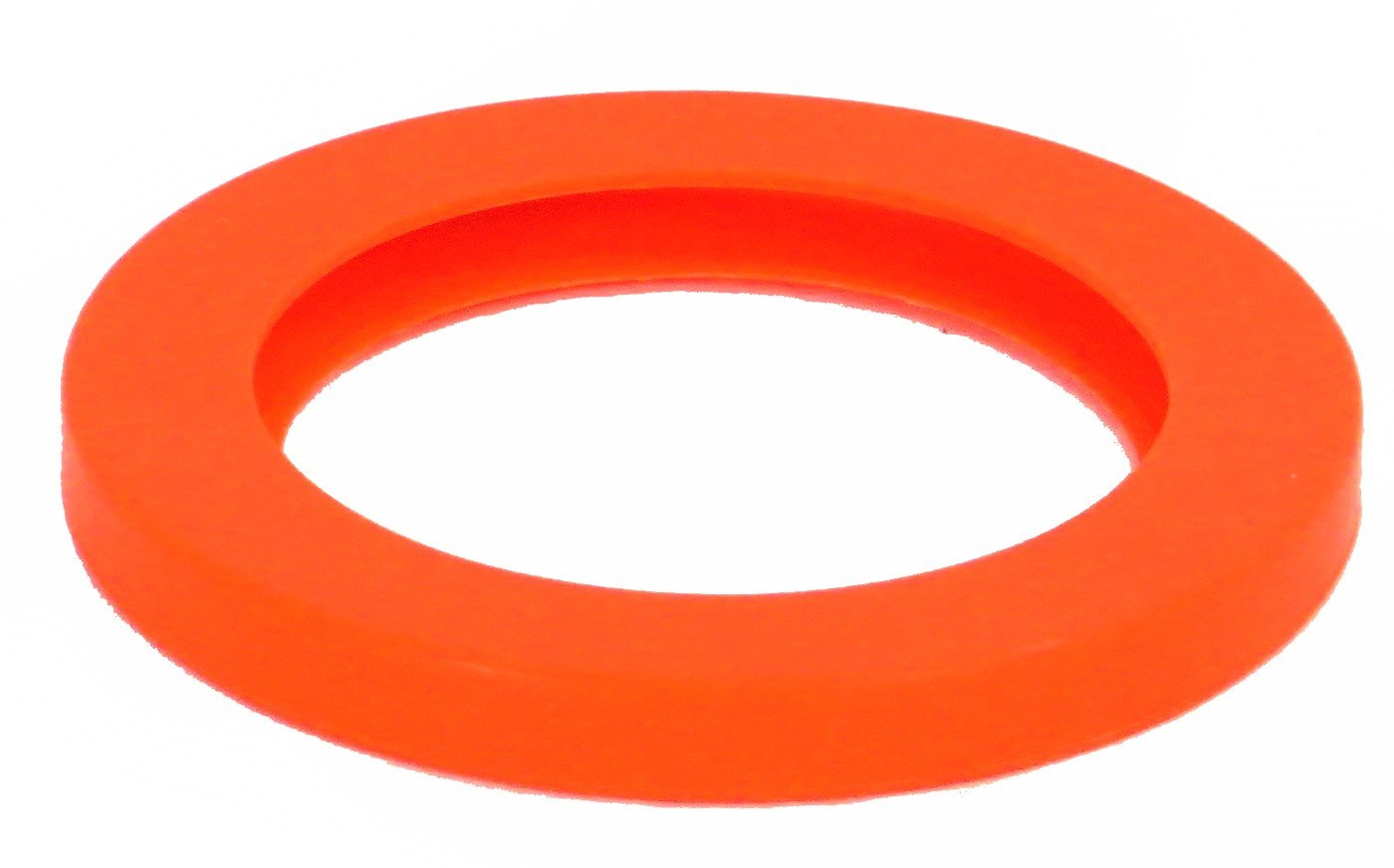 Best Value Vacs- 5.75'', Orange, Silicone, Vacuum Chamber Gasket