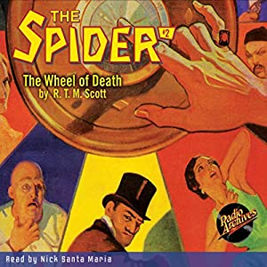 The Spider #2, November 1933 Audiobook
