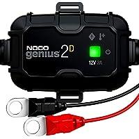 Noco Genius2DEU, direct monteerbaar, 2 A, oplader 12 V, batterijopslag, ontluchter voor batterij met…