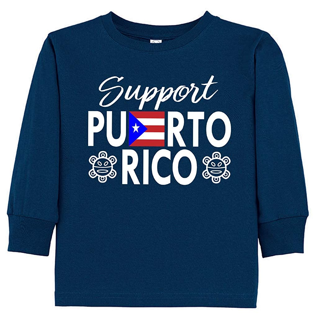 Tenacitee Babys Support Puerto Rico Shirt