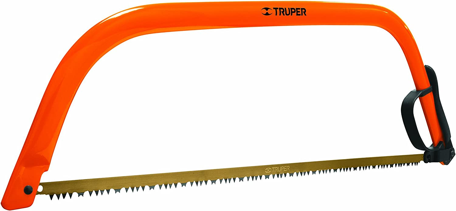 Truper 30261 Steel Handle Bow Saw, 30-Inch Blade