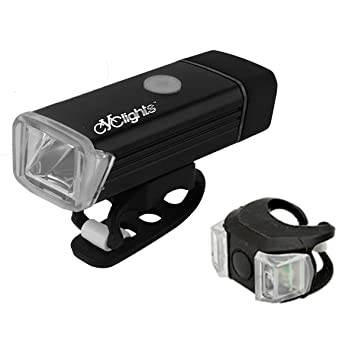 Cyclights Torch 200 Lumens Usb Rechargeable Bicycle